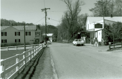 Batesville Historic District Cvillepedia